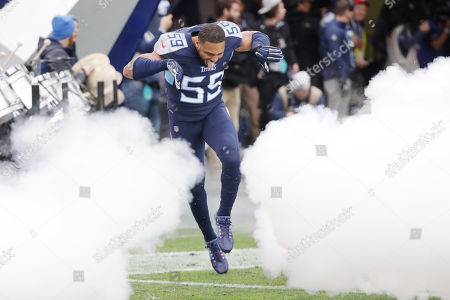 Editorial image of Saints Titans Football, Nashville, USA - 22 Dec 2019