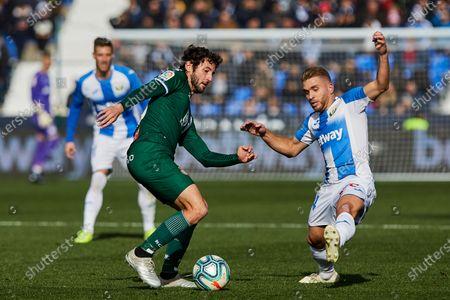 Editorial picture of CD Leganes v RCD Espanyol, La Liga, Football, Leganes, Spain - 22 Dec 2019