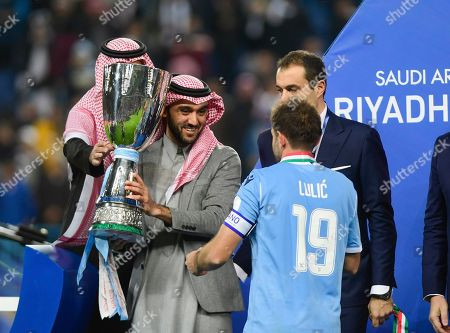 Editorial picture of Saudi Italy Soccer Super Cup, Riyadh, Saudi Arabia - 22 Dec 2019