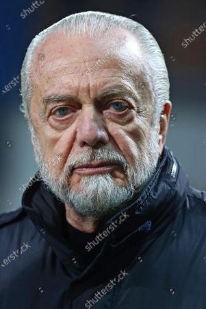Editorial photo of Sassuolo vs Napoli, Reggio Emilia, Italy - 22 Dec 2019