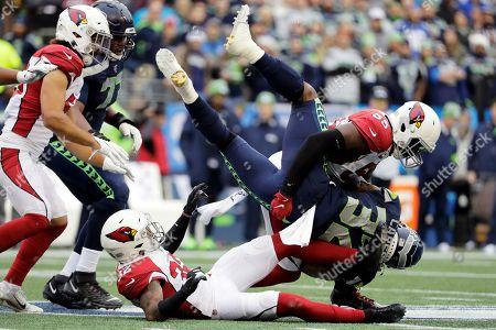 Editorial photo of Cardinals Seahawks Football, Seattle, USA - 22 Dec 2019