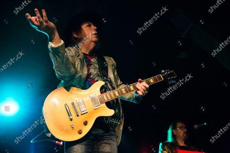 Editorial image of Slade in concert at O2 Institute Birmingham, UK - 22 Dec 2019