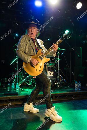 Editorial picture of Slade in concert at O2 Institute Birmingham, UK - 22 Dec 2019