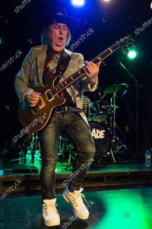 Stock Image of Slade - Dave Hill