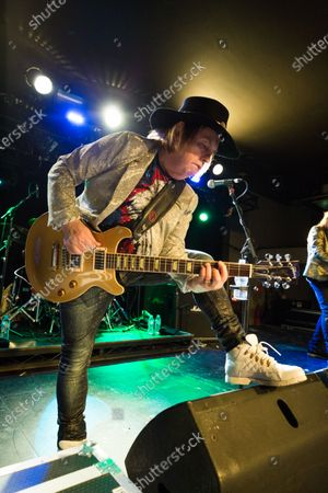 Stock Photo of Slade - Dave Hill