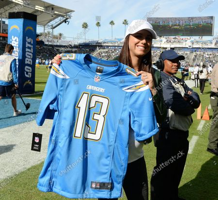 Editorial image of Oakland Raiders v Los Angeles Chargers, NFL American Football, Dignity Health Sports Park, Carson, USA - 22 Dec 2019