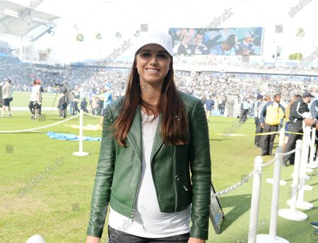 Editorial photo of Oakland Raiders v Los Angeles Chargers, NFL American Football, Dignity Health Sports Park, Carson, USA - 22 Dec 2019