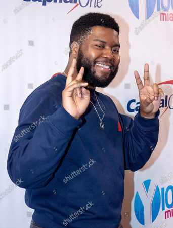 Editorial picture of Y100 Jingle Ball, Arrivals, BB&T Center, Sunrise, USA - 22 Dec 2019