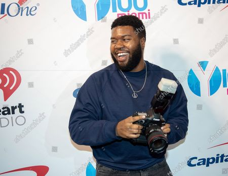 Editorial image of Y100 Jingle Ball, Arrivals, BB&T Center, Sunrise, USA - 22 Dec 2019