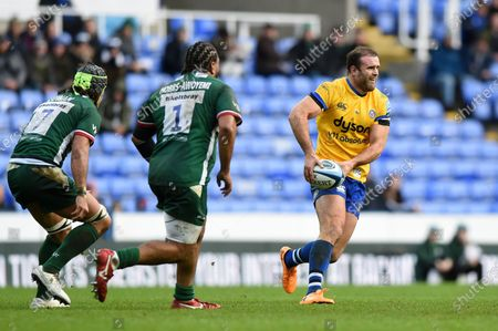 Stock Image of Jamie Roberts of Bath Rugby in possession
