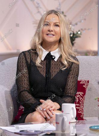 Editorial picture of 'Lorraine' TV show, London, UK - 23 Dec 2019