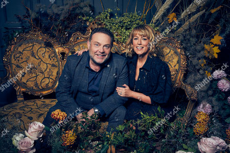 Pete, as played by John Thomson, and Jenny, as played by Fay Ripley.