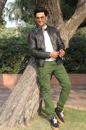 Editorial photo of Sharad Kelkar, New Delhi, India - 23 Dec 2019