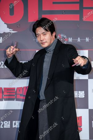 Editorial picture of 'Hitman' film press conference, Seoul, South Korea - 23 Dec 2019