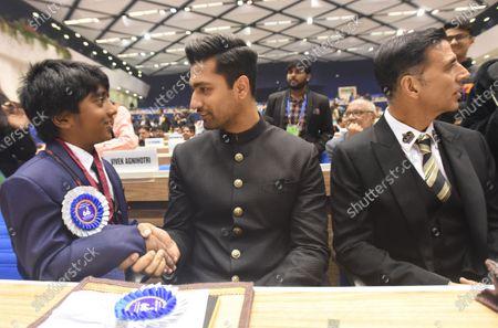 Editorial picture of National Film Awards, New Delhi, India - 23 Dec 2019