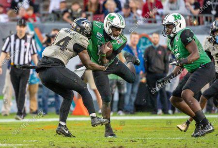 Editorial photo of NCAA Football Gasparilla Bowl Central Florida vs Marshall, Tampa, USA - 23 Dec 2019