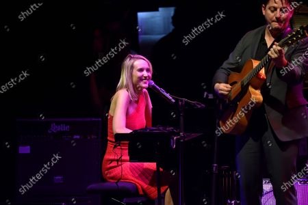 Editorial picture of You & The Night & The Music, Salle Pleyel, Paris, France - 16 Dec 2019