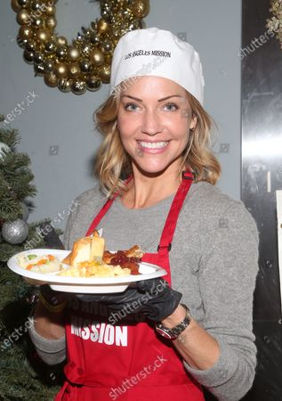 Stock Picture of Tricia Helfer
