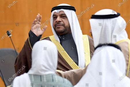 Editorial image of Kuwaiti government sworn-in at parliament, Kuwait City - 24 Dec 2019