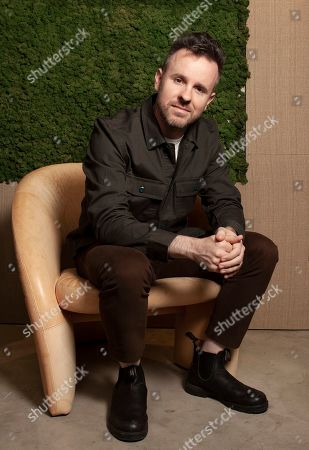 Editorial image of Ricky Reed Portrait Session, Los Angeles, USA - 06 Dec 2019