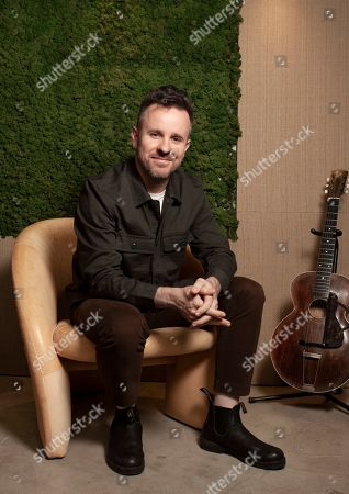 Stock Photo of Ricky Reed poses for a portrait in Los Angeles
