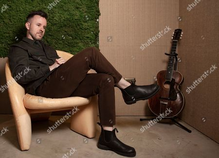 Stock Picture of Ricky Reed poses for a portrait in Los Angeles