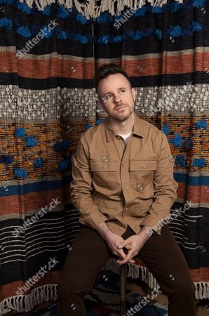 Editorial photo of Ricky Reed Portrait Session, Los Angeles, USA - 06 Dec 2019