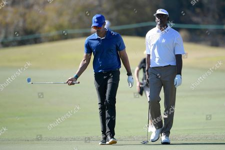Editorial photo of Father Son Challenge Golf, Orlando, USA - 07 Dec 2019