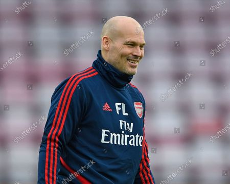 Ex Arsenal Caretaker Manager Freddie Ljungberg during AFC Bournemouth vs Arsenal, Premier League Football at the Vitality Stadium on 26th December 2019