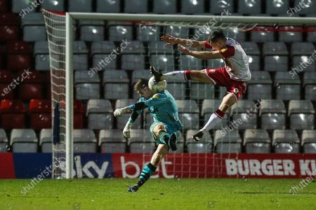 Editorial picture of Stevenage v Forest Green Rovers, EFL Sky Bet League 2 - 26 Dec 2019
