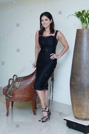 Stock Image of Sunny Leone