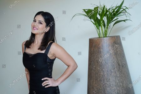 Editorial image of Sunny Leone, New Delhi, India - 18 Dec 2019