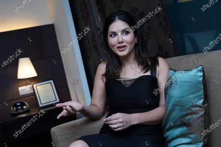 Stock Photo of Sunny Leone
