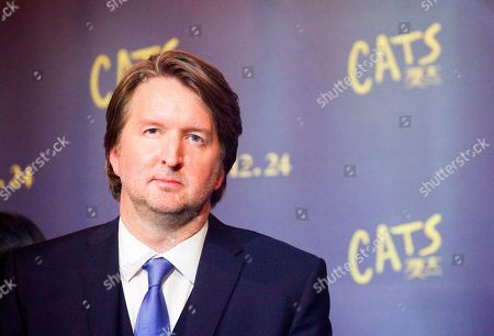 Stock Picture of Tom Hooper