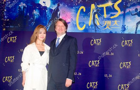Editorial photo of 'Cats' film press conference, Seoul, South Korea - 23 Dec 2019