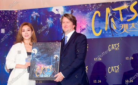 Ock Joo-Hyun and Tom Hooper