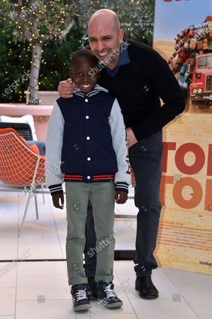 Editorial picture of 'Tolo Tolo' film photocall, Rome, Italy - 27 Dec 2019