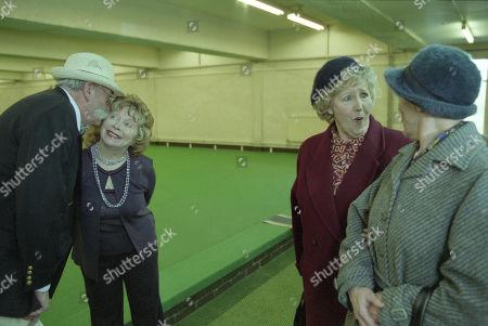 Editorial image of 'Emmerdale' TV Show UK  - Jan 2002
