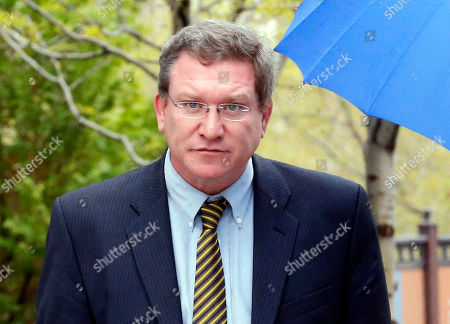 Stock Picture of Former Disney channel actor Stoney Westmoreland leaves the federal courthouse in Salt Lake City. Westmoreland charged with alleging trying to have sex with a 13-year-old boy in Salt Lake City contends he can't get a fair trail because the judge handling his case is biased against gay people
