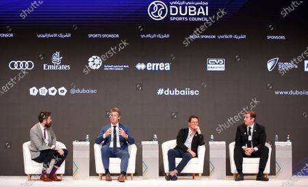 Editorial picture of Dubai International Sports Conference in Dubai, United Arab Emirates - 28 Dec 2019