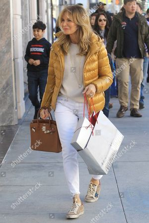 Editorial photo of Jaclyn Smith out and about, Los Angeles, USA - 27 Dec 2019
