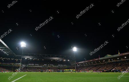 Editorial photo of Norwich City v Tottenham Hotpsur, Premier League, Football, Carrow Road, Norwich, 28 Dec 2019