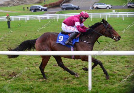 Limerick FIRE ATTACK & Tom Hamilton win the Racing TV FLat Race.