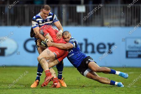 Editorial photo of Bath Rugby v Sale Sharks, UK - 28 Dec 2019