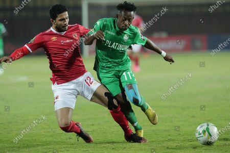 Editorial picture of A-l-Ahly vs  FC Platinum, Cairo, Egypt - 28 Dec 2019
