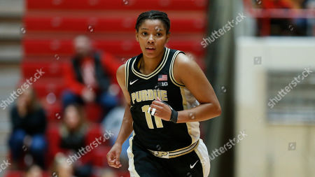 Purdue guard Dominique Oden is seen against Ohio State during an NCAA basketball game on in Columbus, Ohio. Purdue won 66-50