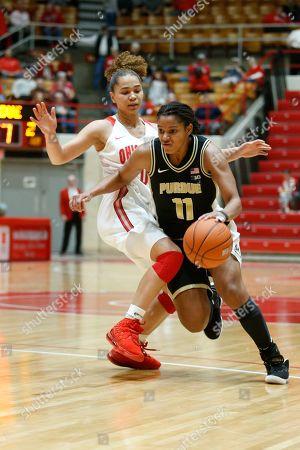Editorial picture of Purdue Ohio St Basketball, Columbus, USA - 28 Dec 2019