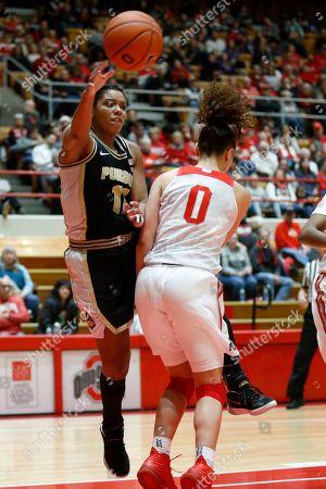 Editorial image of Purdue Ohio St Basketball, Columbus, USA - 28 Dec 2019