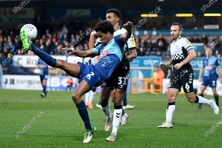 Editorial picture of Wycombe Wanderers v Coventry City, EFL Sky Bet League 1 - 29 Dec 2019