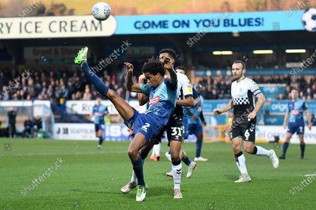 Editorial photo of Wycombe Wanderers v Coventry City, EFL Sky Bet League 1 - 29 Dec 2019